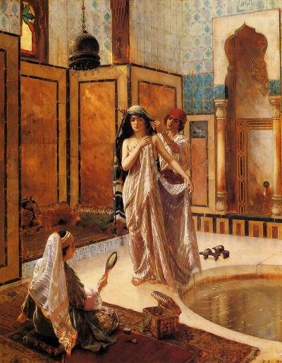 Ernst_Rudolph_The_Harem_Bath
