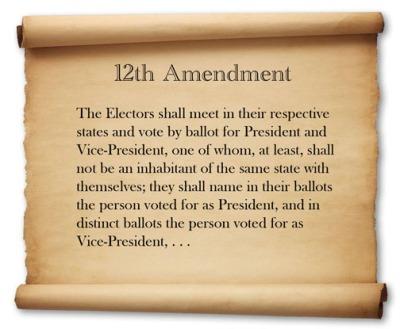 12th Amendment 1