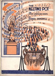 The Melting Pot (play) by Israel Zangwill